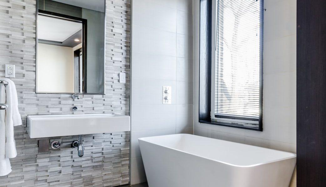 Hoe modern is jouw badkamer?