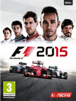 F1 2015 PC Steam key
